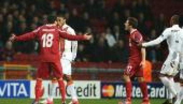 Luiz Adriano: son comportement honteux lors du match Shakthar Donetsk/Nordsjälland