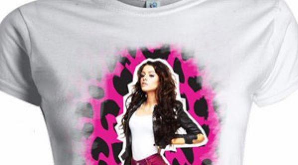 Gagne ton tee-shirt Cher Lloyd!