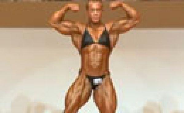 Miss Physique : la championne n'a plus rien d'une femme !