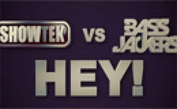 Showtek & Bassjackers - Hey! la vidéo officielle