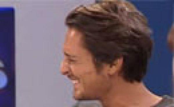 Enorme fou rire entre Sandrine Quétier et Vincent Cerutti en direct à la tv !