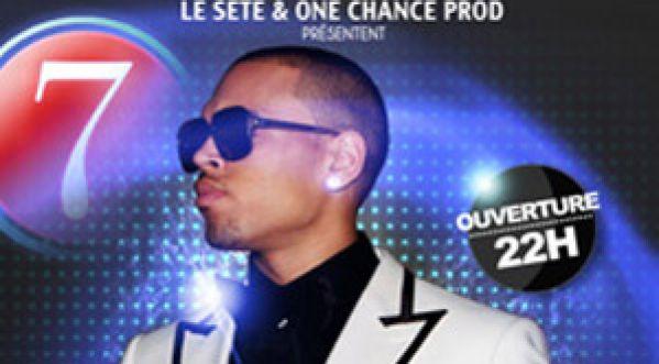 Gagne ta rencontre avec Chris Brown au Sete samedi 8 Décembre 2012