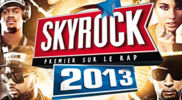 LA COMPILATION SKYROCK 2013