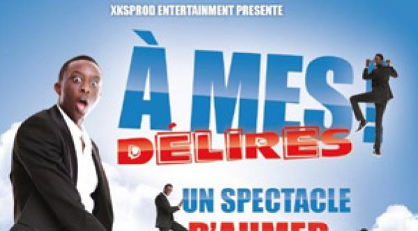 AHMED SYLLA: 1er One Man Show