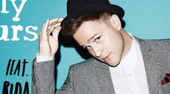 Olly Murs :  N°1 du top album + Single au UK !