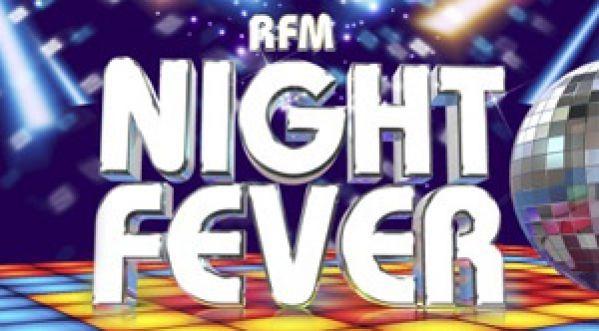 Disco Queen Speciale RFM Night Fever - Lundi 10 decembre 2012