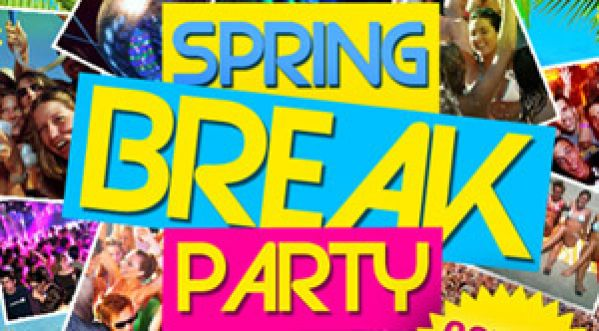 Gagne ta table pour 4 personnes au Back Up à l'occasion de la Spring Break Party samedi 15 decembre 2012 !