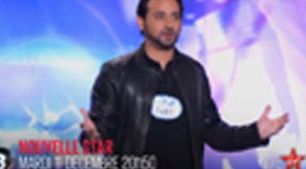 Cyril Hanouna: casting de la Nouvelle Star