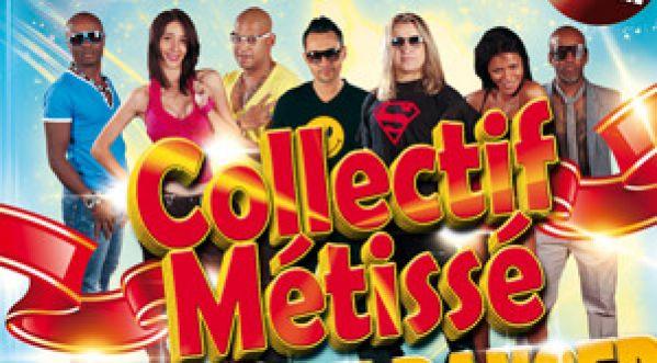 Collectif Métissé : Nouvel album