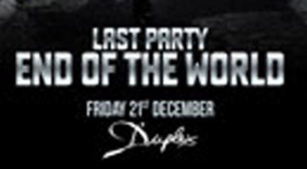 Vendredi 21 decembre 2012 - God is a DJ, the Last X-Mas au Duplex