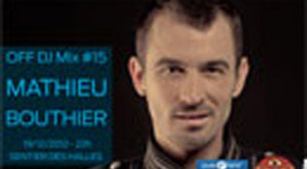 Mercredi 19 decembre 2012 : Mathieu Bouthier en Live sur SoonNight