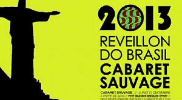 Réveillon do Brasil au Cabaret Sauvage