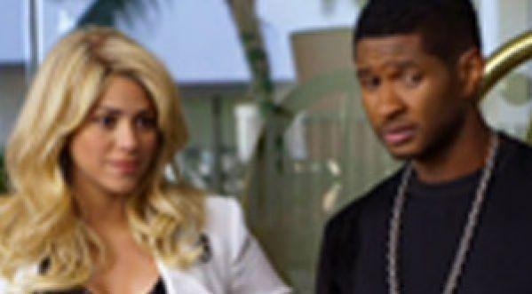 The Voice : la vidéo avec les nouveaux juges Shakira et Usher