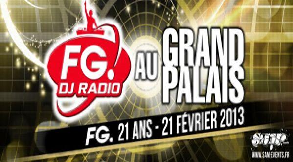 Taboo des Black Eyed Peas au Grand Palais