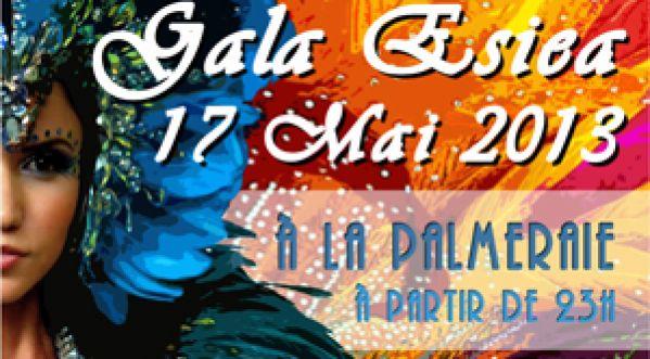 Le Gala Esiea 2013 Aura Lieu Le Vendredi 17 Mai à La Palmeraie-equinoxe !
