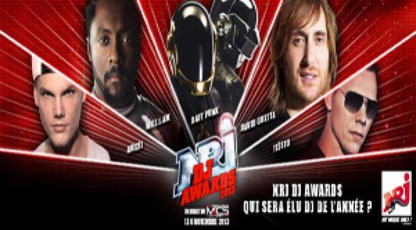 Showtek, Bob Sinclar, Martin Solveig, Antoine Clamaran...confirment Leur Présence Aux Nrj Dj Awards 2013