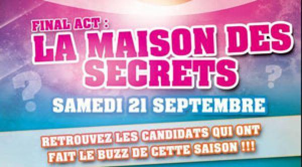Candidats Secret Story 7 au Loft Metropolis samedi 21 septembre 2013