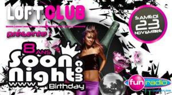 SoonNight 8th Birthday Party