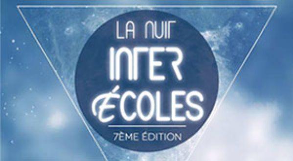 Nuit Inter Écoles® Viième édition Mercredi 19 Fevrier Au Pavillon Champs Elysées