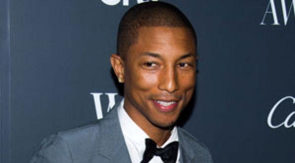 Pharrell, Parrain De La Journée Mondiale Du Bonheur.