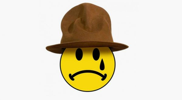 Marre Des Reprises D'happy De Pharrell? Voilà Sa Version Triste.