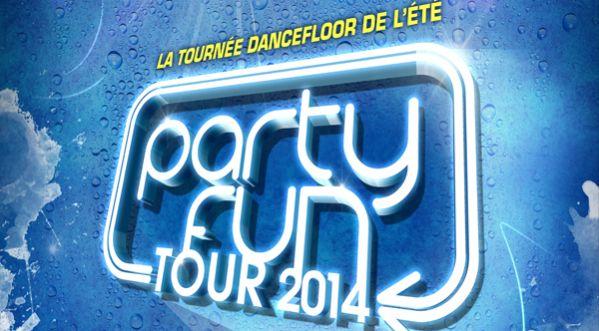 Party Fun Radio Tour 2014 En Partenariat Avec Soonnight !