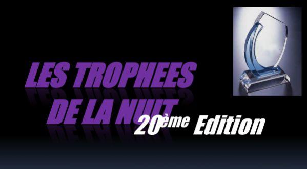 Les Trophées De La Nuit Fêtent Leurs 20 Ans En Ouverture Du Mics à Monaco