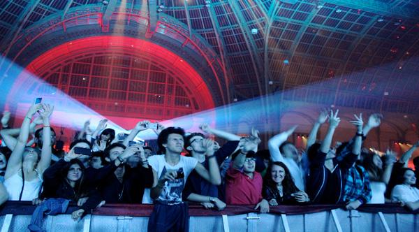 La Nuit Sfr Live Au Grand Palais