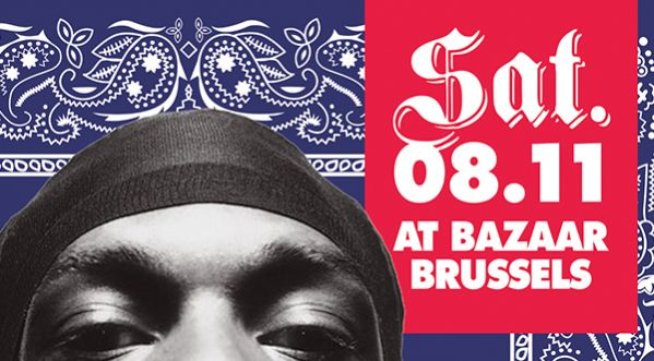The Oldschool Party Back To 90's Le Samedi 8 Novembre @bazaar Brussels