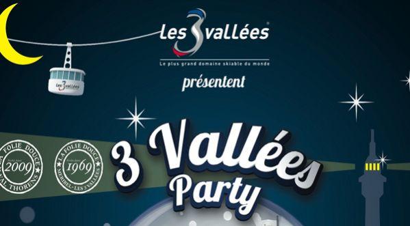 Les 3 Vallées présentent : « 3 Vallées Party » in Paris !