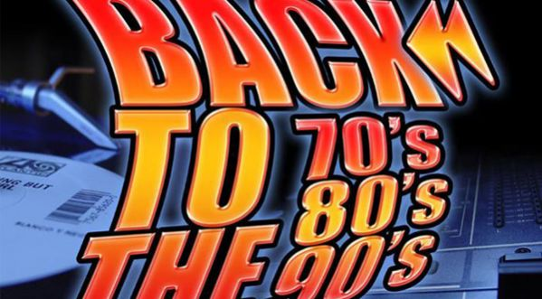 Back To The 70-80-90's Au Select Loung Club