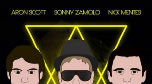 Interview Du Trio Du Titre 'arsonic' : Nick Mentes, Aron Scott Et Sonny Zamolo