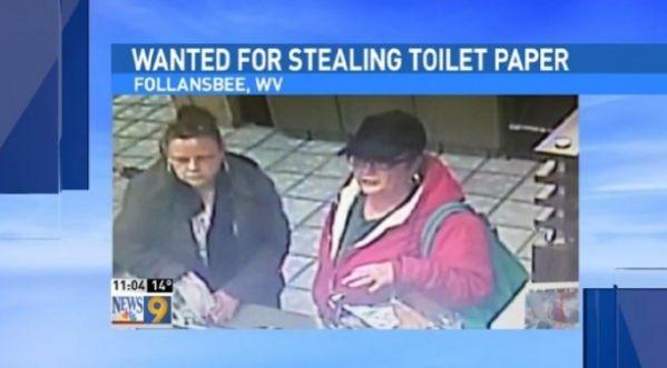 Aux Etats-unis Deux Femmes Sont Recherchées Pour Avoir Volé Du Papier Toilette Dans Un Mcdonald's.