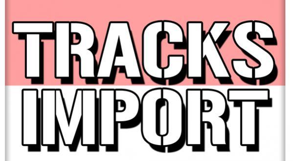 Tracks Import : La Nouvelle Compilation Electro & Club En Partenariat Avec Soonnight !
