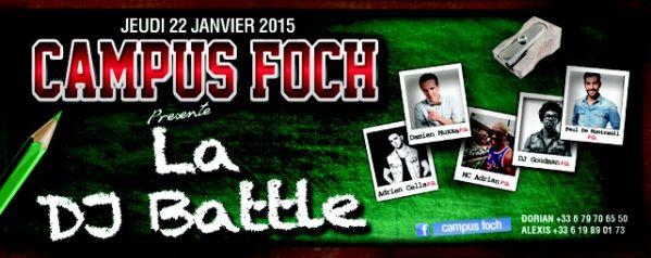 La DJ Battle jeudi au Duplex !