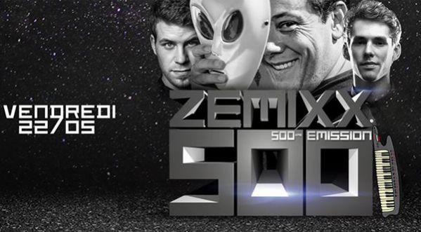 ZEMIXX 500 - JOACHIM GARRAUD