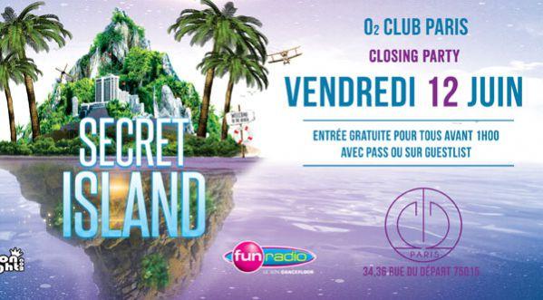 Closing Party De L'o2 Vendredi 12 Juin !