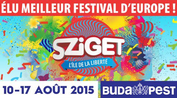 Sziget Festival : Le Rendez-vous Musical Incontournable Du 10 Au 17 Aout !