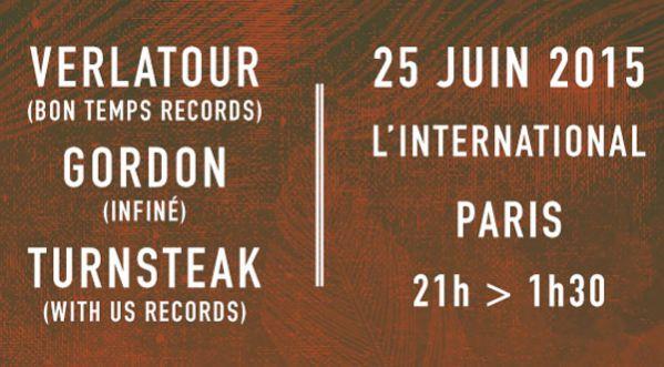 Antoine Boistelle & Dj Havrais Drew Le Jeudi 25 Juin à L'international à Paris