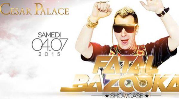 Fatal Bazooka En Show Case Le 04 Juillet 2015