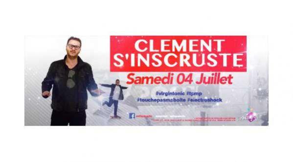 Clement S'incruste Le 04 Juillet à L'antique !!!