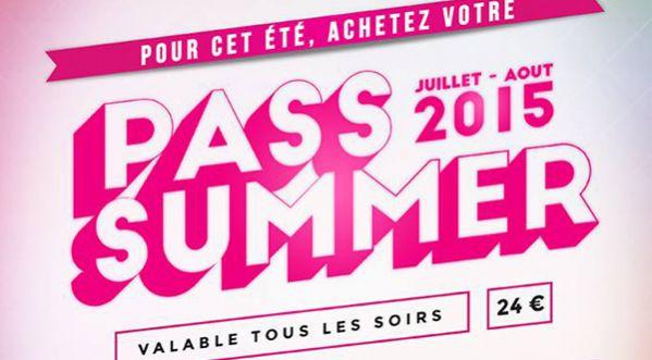 Participez Au Concours Pour Gagner 4 Pass Summer Au Colors Club à Nantes