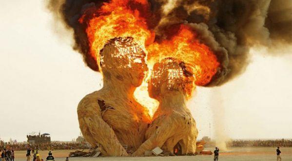 Burning Man : Une exposition photos à couper le souffle !