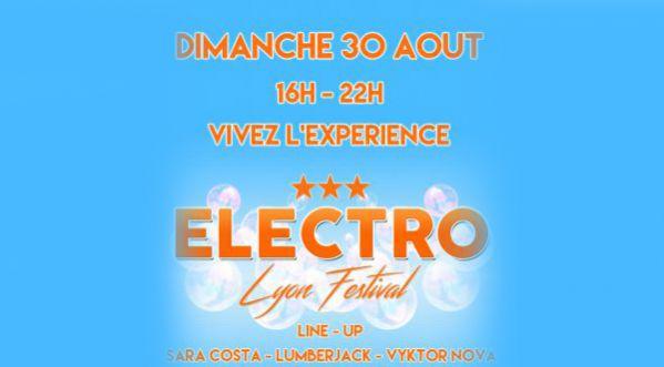 Electro Lyon Festival Le Dimanche 30 Août à L'actua Kart