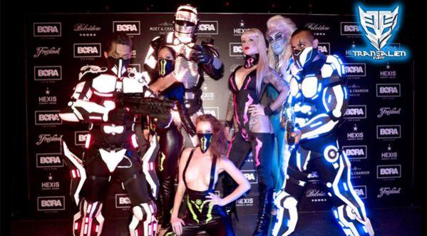 Transalien Event, Les Performers Qui Vous Feront Rêver !!!