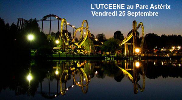 L'utceene Au Parc Astérix Le Vendredi 25 Septembre