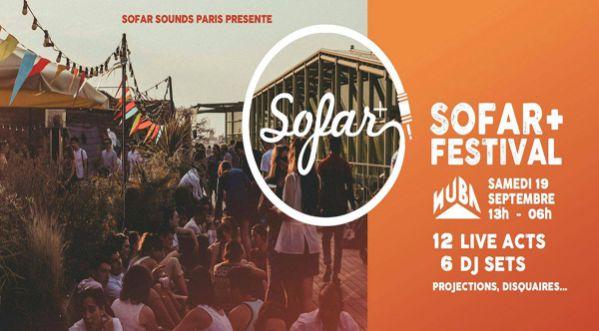 Première édition Du Sofar + Festival Au Nüba