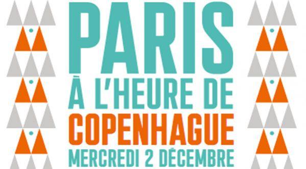 Paris sera à l'heure de Copenhague le mercredi 2 décembre avec les Jetlags