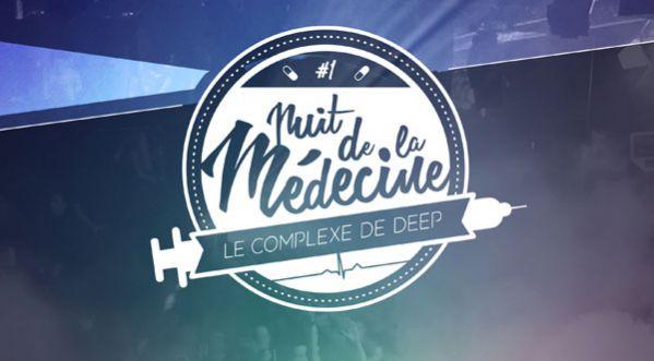Entrez Dans Le Complexe De Deep Avec La Nuit De La Médecine Vendredi 12 Février @pavillon Champs-elysées !