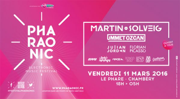 Festival Pharaonic Le 11 Mars 2016 Au Phare De Chambéry